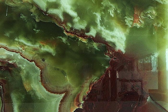 onix-paquistaní verde